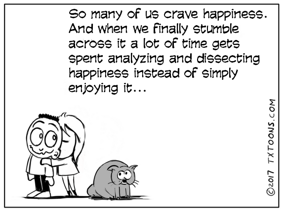 Dissecting happiness!